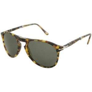 Persol Pilot Style Green Lens